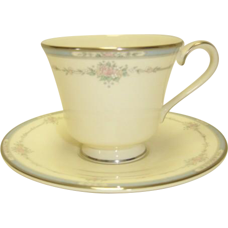 Royal Doulton Lisa Cup and Saucer