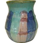 Hull Pottery Early Art Vase - 1920's