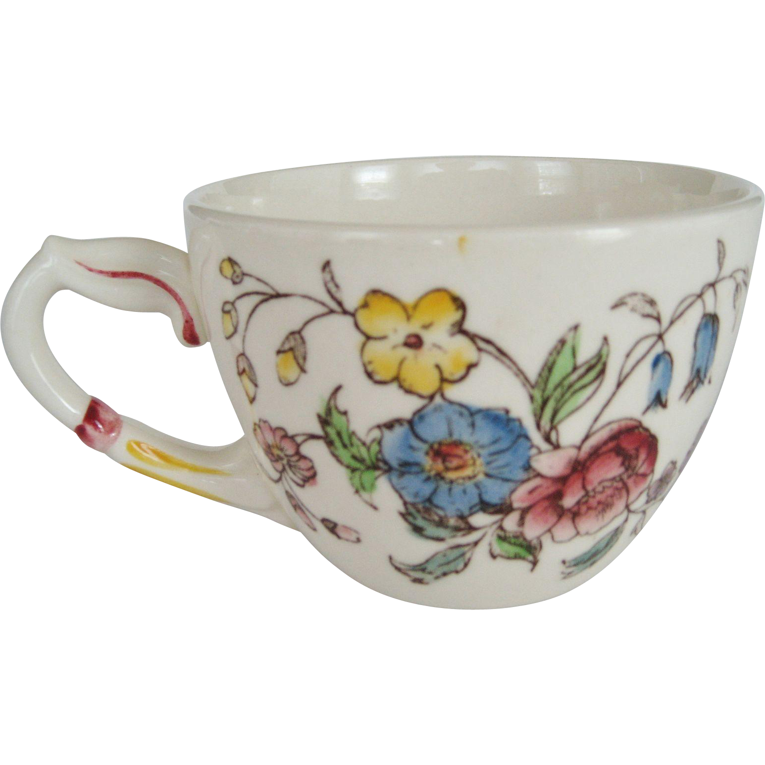 Vernonware May Flower Coffee Cup - 7 Available