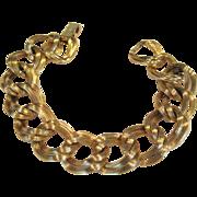 Avon Gold-Tone Chain Bracelet
