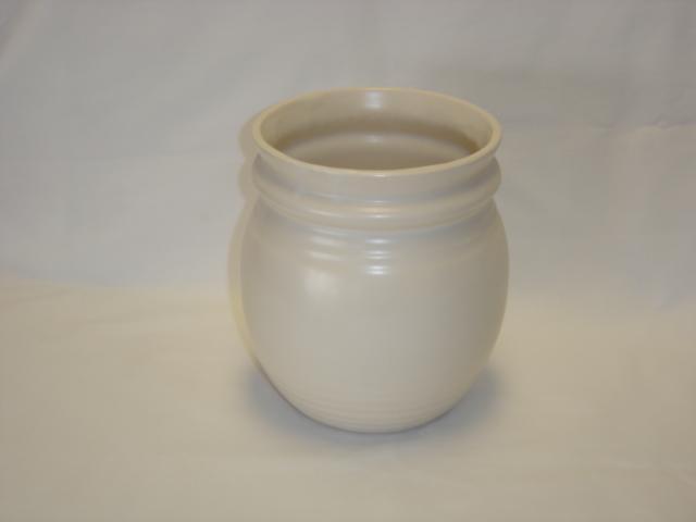 McCoy White Vase or Planter
