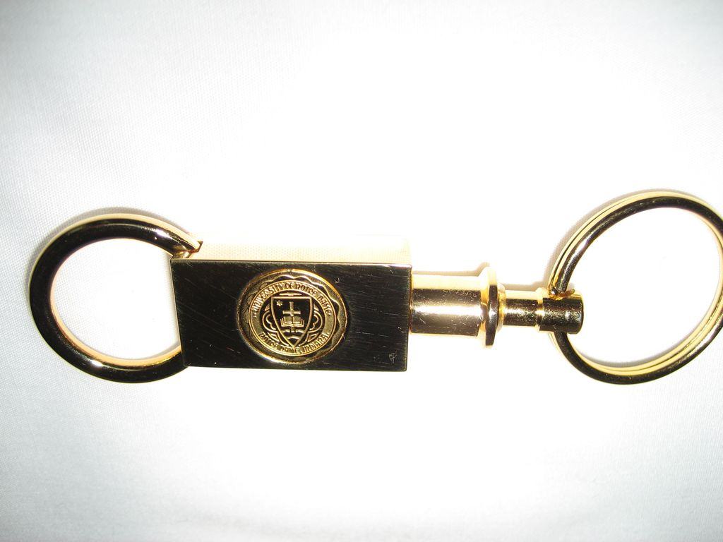 University of Notre Dame Key Chain