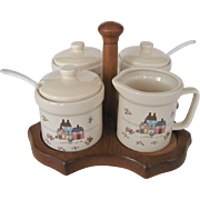 International Heartland Complete Condiment Set