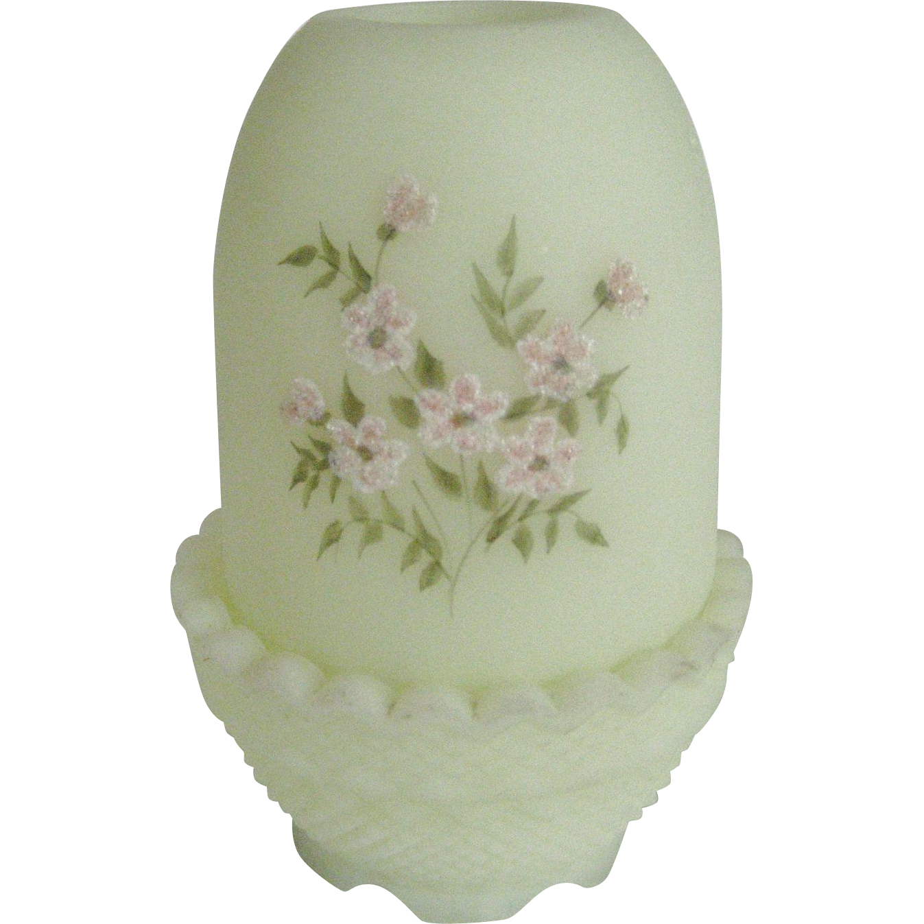 Fenton Pink Blossom Fairy Light