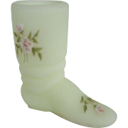 Fenton Pink Blossom Boot