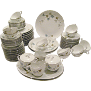 Style House Fine China - Fairhaven - 85 Pcs.