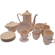 Johnson Brothers Rosedawn Coffee/Tea Set - 19 Pcs.