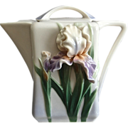 Franz Collection Bearded Iris Creamer