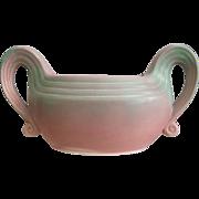 RumRill Pottery Console Bowl #303, Circa 1935