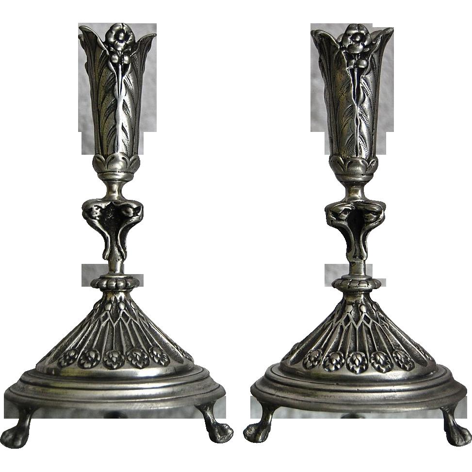 Metropolitan Museum of Art Gothic Candlesticks