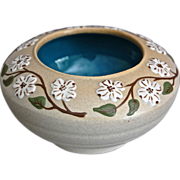 Pigeon Forge Pottery Dogwood Bowl