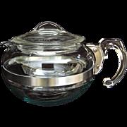 Pyrex Flameware Teapot Kettle