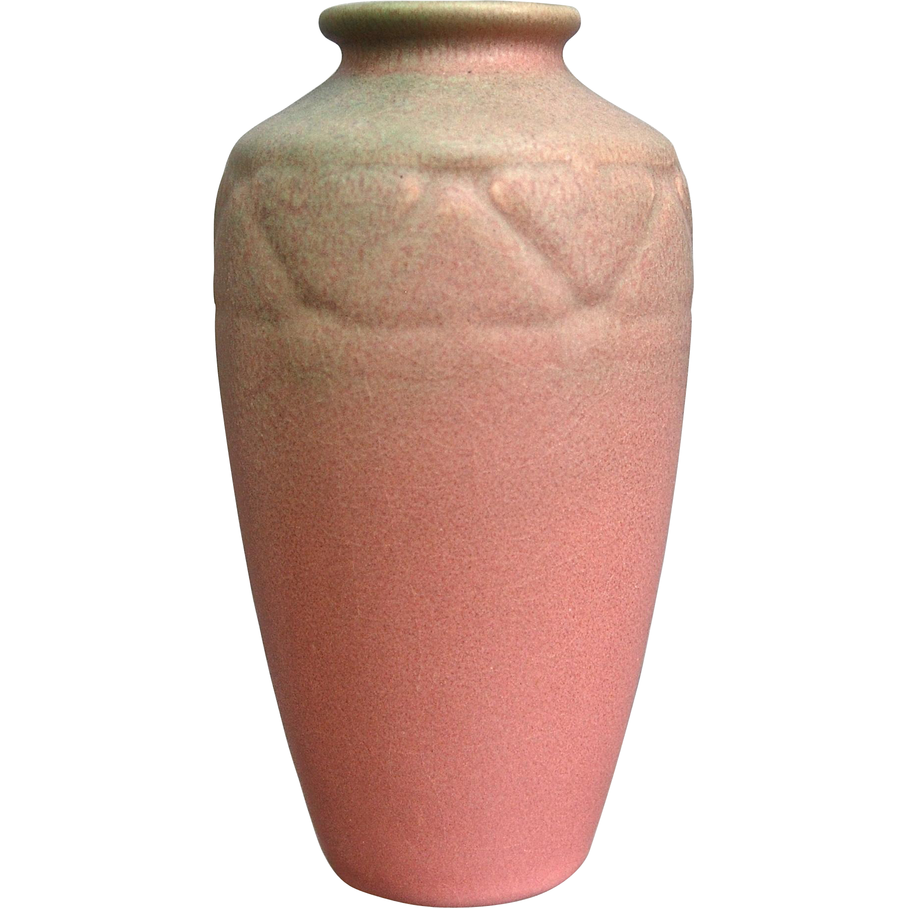 rookwood pottery production ware vase