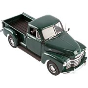 Danbury Mint 1953 Chevrolet Pickup, 1:24 Scale, w/Box