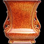 "Cowan Pottery Logan Vase #649-B, ""Foliage"" Glaze, Ca. 1929"