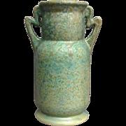 "Roseville Pottery Carnelian II Vase #313-9"", Circa 1928"