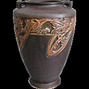"Roseville Pottery  ""Vintage"" Vase #278-8"", Circa 1925"