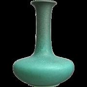 Rookwood Pottery Production Vase #2716, Aqua Mat, 1923