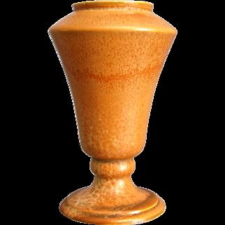 "Cowan Pottery Vase #971, ""October"" Glaze, Circa 1929"
