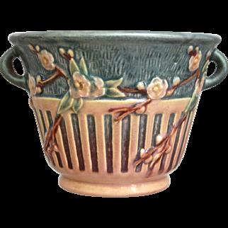 "Roseville Pottery Cherry Blossom Bowl #239-5"", Pink, Circa 1933"