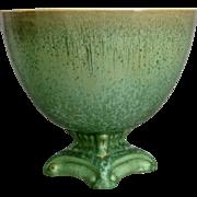 "Cowan Pottery ""Snifter"" Vase #808, ""Antique Green"" Glaze, C. 1928"