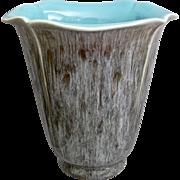 Rookwood Pottery Production Vase #6314, Violet Grey Glaze, 1949