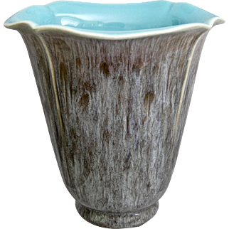 Rookwood Pottery Production Vase #6314, Violet Grey Glaze, 1949