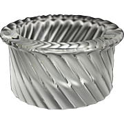 """Lalique Crystal """"Smyrne"""" Cendrier"""