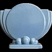 Haeger Pottery Art Deco Pillow Vase, c. 1940