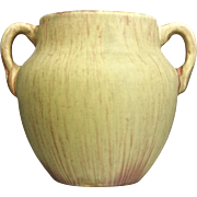 Weller Pottery Fruitone Vase, c. 1920