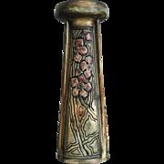 "Weller Pottery ""Flemish"" 9"" Vase, c 1920"