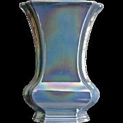 """Cowan Pottery 8"""" Vase #651, Larkspur Lustre, c. 1925"""