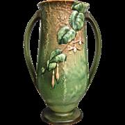 "Roseville Pottery Fuchsia Vase #903-12"", Green, c. 1938"