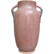 "Roseville Pottery Tuscany Vase #349-12"", Pink, c. 1926"