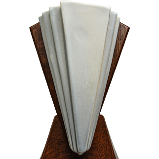 Weller Pottery Lorbeek Wall Pocket, Ca. 1925