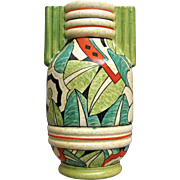 Longton Royal Art Pottery Vase, c. 1935