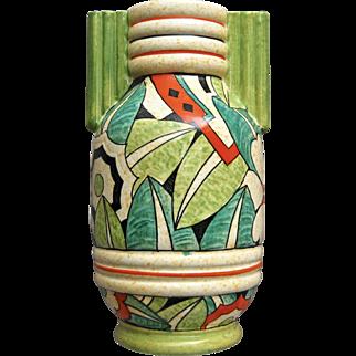 Longton Royal Art Pottery Vase, c. 1935