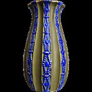 """Julius Dressler 11"""" Secessionist Vase, c. 1920"""