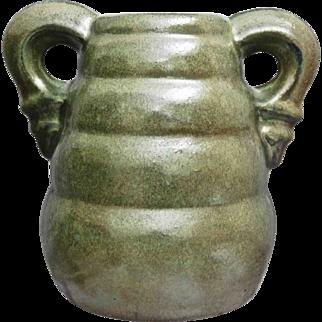 Fulper Pottery Vase #818, c. 1930