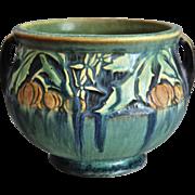 "Roseville Pottery Baneda Jardiniere #626-4"", Green, c. 1932"