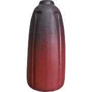 Van Briggle Pottery Bud Vase #838, Mulberry, 1921
