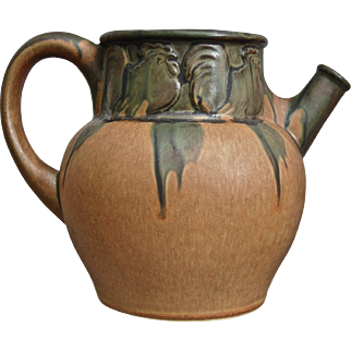 Denbac Pottery Pitcher #68, Circa 1935