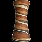 "Niloak Pottery Missionware 8"" Vase, Ca. 1915"