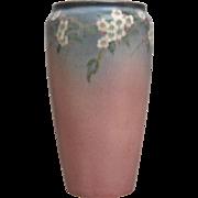 Rookwood Pottery Vellum Vase, L. Asbury, 1925