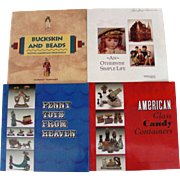 4 Vintage Theriaults Auction Catalogs