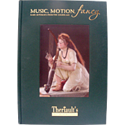 """Theriaults Doll Auction Catalog """"Music, Motion, Fancy"""""""