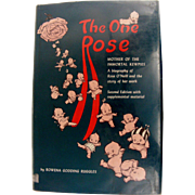 "Out of Print Book "" The One Rose"" by Ruggles"