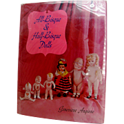 """Vintage book """"All Bisque and Half Bisque Dolls"""" by Angigne"""