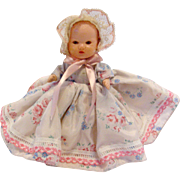 1950's Hollywood Doll Mfg Co. Baby