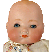 "14"" Tall German Armand Marsellies  Kiddy Joy Bisque  Dream Baby Doll"